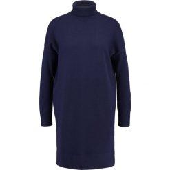 Swetry klasyczne damskie: Baukjen ALICIA TURTLENECK Sweter darkest navy