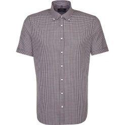 Koszule męskie na spinki: Koszula – Tailored – w kolorze biało-czerwono-granatowym