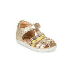 Sandały Dziecko  Shoo Pom  PIKA SPART. Żółte sandały dziewczęce marki Shoo Pom. Za 231,20 zł.