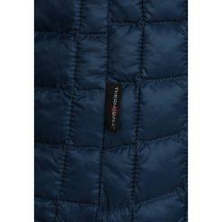The North Face THERMOBALL Kurtka Outdoor blue wing. Niebieskie kurtki damskie turystyczne marki The North Face, z materiału. W wyprzedaży za 399,20 zł.