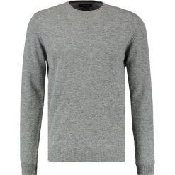 Swetry klasyczne męskie: Cortefiel CAJA GEELONG  Sweter grey