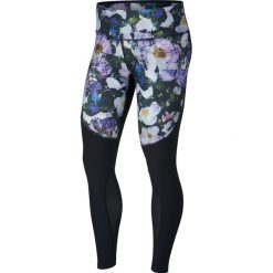 Legginsy sportowe damskie: legginsy sportowe damskie NIKE POWER LEGEND TIGHT / 861424-010 – NIKE POWER LEGEND TIGHT