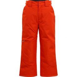 Chinosy chłopięce: Kamik HARPER SOLID  Spodnie narciarskie orange blast