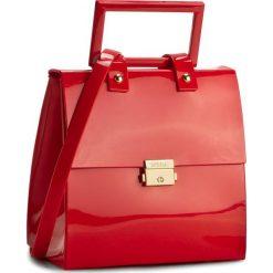 Torebka MELISSA - Pupila + Vitorino Camp 34112  Red 01371. Czerwone kuferki damskie marki Reserved, duże. W wyprzedaży za 449,00 zł.