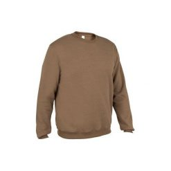 Swetry klasyczne męskie: Sweter myśliwski 100