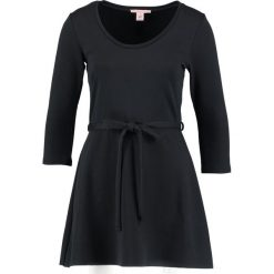 Sukienki: Anna Field Sukienka z dżerseju black / offwithe