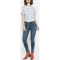 Spodnie z wysokim stanem: Medicine - Jeansy Basic