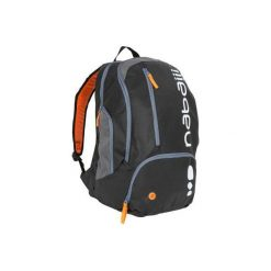 Plecak Pływacki 34 L. Szare plecaki męskie marki KIPSTA, z materiału, młodzieżowe. Za 79,99 zł.