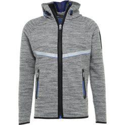 Superdry NUCORE GYMTECH ZIPHOOD Bluza rozpinana concrete marl. Pomarańczowe bluzy męskie rozpinane marki Superdry, l, z bawełny, z kapturem. W wyprzedaży za 343,20 zł.