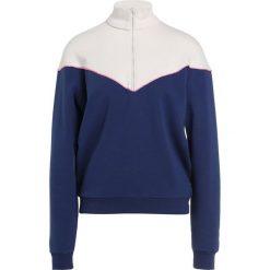 Bluzy rozpinane damskie: CLOSED WOMENS Bluza peacock blue
