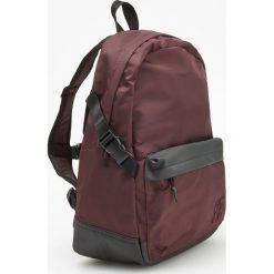 Sportowy plecak - Bordowy. Czerwone plecaki męskie Reserved. Za 99,99 zł.