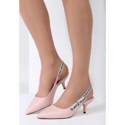 Różowe Sandały Electric Feel. Czerwone sandały damskie marki vices, na wysokim obcasie. Za 79,99 zł.