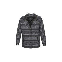 Płaszcze Color Block  ALTONA. Czarne płaszcze damskie Color Block, m. Za 342,30 zł.