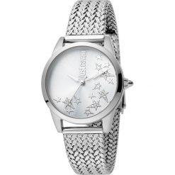 Just Cavalli - Zegarek JC1L042M0055. Czarne zegarki damskie marki KALENJI, ze stali. Za 569,90 zł.
