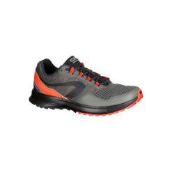 Buty do biegania RUN ACTIVE GRIP męskie. Niebieskie buty do biegania męskie marki KALENJI, z gumy. Za 119,99 zł.