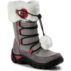 Kozaki dziewczęce: Śniegowce BARTEK – 24453-0G8 Fiolet