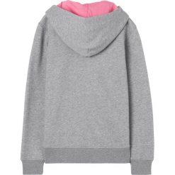 GANT Bluza rozpinana grey melange. Szare bluzy chłopięce rozpinane GANT, z bawełny. W wyprzedaży za 265,30 zł.