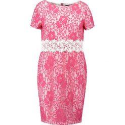 Sukienki: Paper Dolls Curvy Sukienka letnia pink/cream