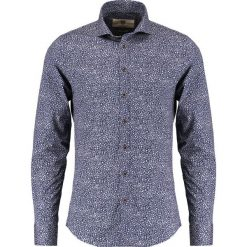 Koszule męskie na spinki: Bertoni HJALMAR Koszula night sky