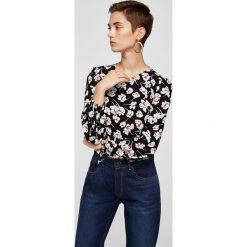 Bluzki damskie: Mango – Bluzka Layer