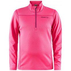 Craft Bluza Dziewczęca Pin 122/128 Różowa. Czerwone bluzy dziewczęce rozpinane Craft. Za 131,00 zł.