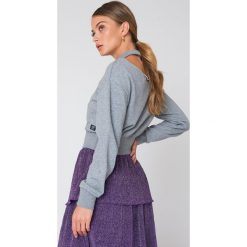 Bluzy damskie: Cheap Monday Bluza Feel Sweat - Grey