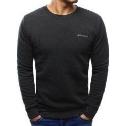 Bluzy męskie: Bluza męska antracytowa (bx3428)