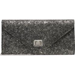Kopertówki damskie: Tamaris SCARLETT CLUTCH BAG Kopertówka black metallic
