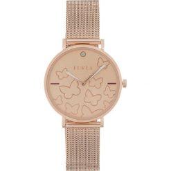 Zegarek FURLA - Giada Butterfly 976461 W W510 I45 Color Oro Rosa 030. Czerwone zegarki damskie marki Furla. Za 549,00 zł.