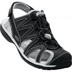 Keen Sandały Damskie Sage Sandal W Black/Black 38. Czarne sandały damskie Keen. W wyprzedaży za 199,00 zł.