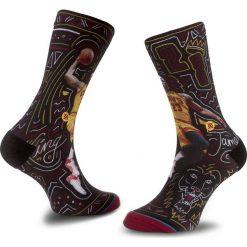 Skarpety Wysokie Unisex STANCE - James Sketchbook M558D17JAM Burgundy. Czerwone skarpetki męskie marki Happy Socks, z bawełny. Za 89,00 zł.