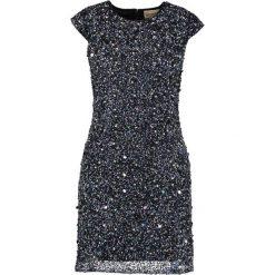 Sukienki hiszpanki: Lace & Beads PICA DRESS Sukienka koktajlowa black iridesescent