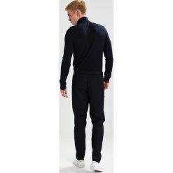 Chinosy męskie: Burton Menswear London WINDSOR  Spodnie materiałowe dark blue