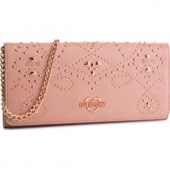 Torebka LOVE MOSCHINO - JC4126PP17LR0600 Rosa. Czerwone torebki klasyczne damskie Love Moschino, ze skóry ekologicznej. Za 779,00 zł.