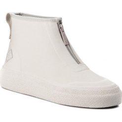 Kalosze GANT - Stormhaven 17599855 Putty Cream Beige G27. Brązowe buty zimowe damskie GANT, z materiału. Za 399,90 zł.