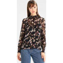 Bluzki asymetryczne: Warehouse SWEET CHERRY PRINT  Bluzka black
