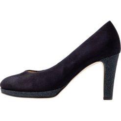 Gabor Czółenka na platformie atlantik. Czarne buty ślubne damskie marki L'INTERVALLE, z materiału. Za 419,00 zł.