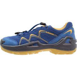 Buty skate męskie: Lowa INNOX GTX JUNIOR Obuwie hikingowe blau/gelb