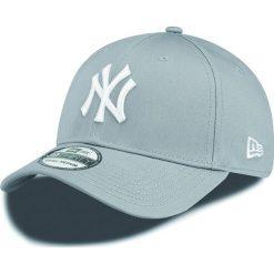 New Era - Czapka League Bas New York Yankees. Szare czapki z daszkiem męskie New Era. W wyprzedaży za 79,90 zł.