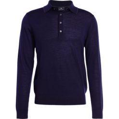 PS by Paul Smith MENS Sweter dark blue. Niebieskie swetry klasyczne męskie marki PS by Paul Smith, m, z materiału. W wyprzedaży za 399,50 zł.