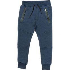 Dresy chłopięce: Spodnie dresowe w kolorze granatowym