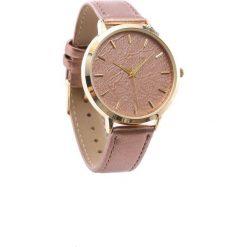 Ciemnobeżowy Zegarek Limits. Brązowe zegarki damskie Born2be. Za 24,99 zł.