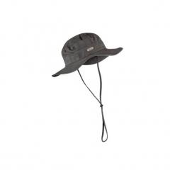 Kapelusz trekkingowy górski Trek 100. Brązowe kapelusze damskie marki FORCLAZ, z bawełny. W wyprzedaży za 19,99 zł.