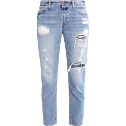 Boyfriendy damskie: GAP ROSSLAND Jeansy Relaxed Fit light indigo
