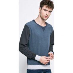 Pepe Jeans - Bluza Ebano. Szare bluzy męskie rozpinane Pepe Jeans, l, z bawełny, bez kaptura. W wyprzedaży za 219,90 zł.