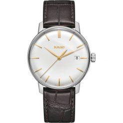ZEGAREK RADO Coupole R22 864 03 5. Brązowe zegarki męskie RADO, srebrne. Za 3900,00 zł.