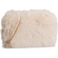 Torebka LIU JO - Minaudiere Fur Bono N68141 E0218 Soia 21404. Czarne torebki klasyczne damskie marki Liu Jo, z materiału. Za 399,00 zł.