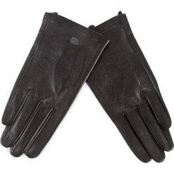 Rękawiczki Damskie EMU AUSTRALIA - Nyanga Gloves XS/S Black. Czarne rękawiczki damskie EMU Australia, ze skóry. W wyprzedaży za 179,00 zł.