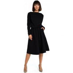 Sukienki: Bewear Sukienka Damska M Czarny