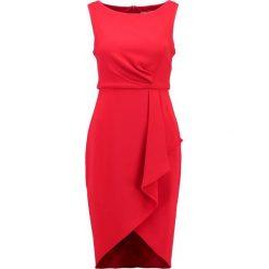 Sukienki hiszpanki: Coast Petite DREW Sukienka koktajlowa rasberry